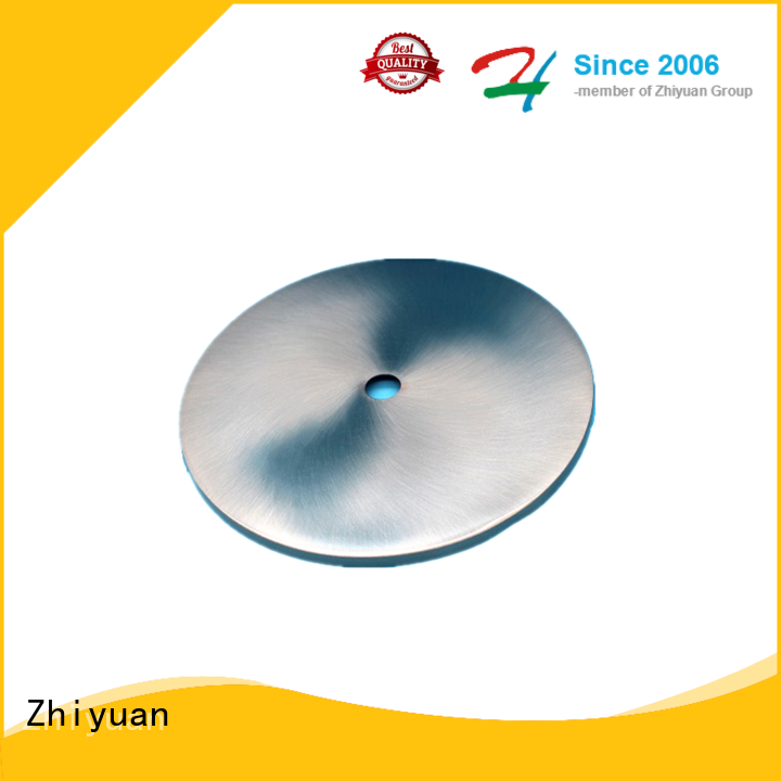 Zhiyuan blade cnc metal parts for sale for CNC center