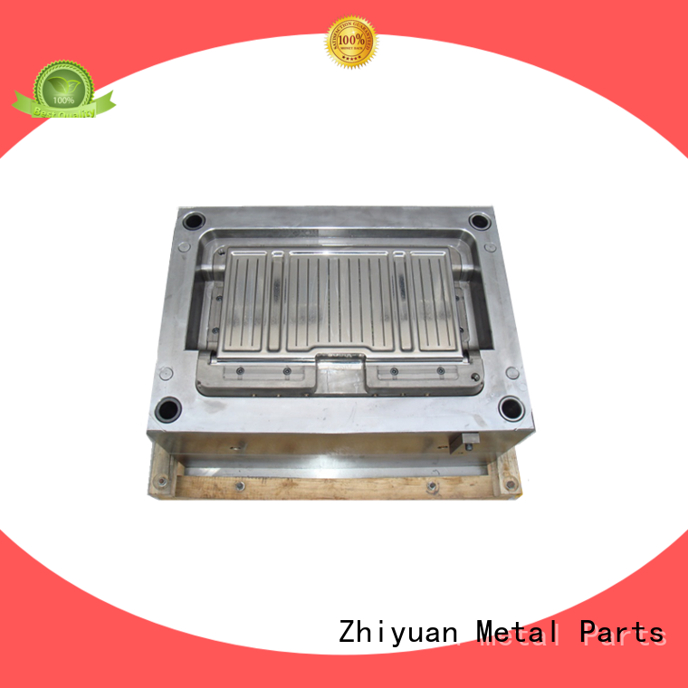 Zhiyuan moulds plastic molding factory for machinery field