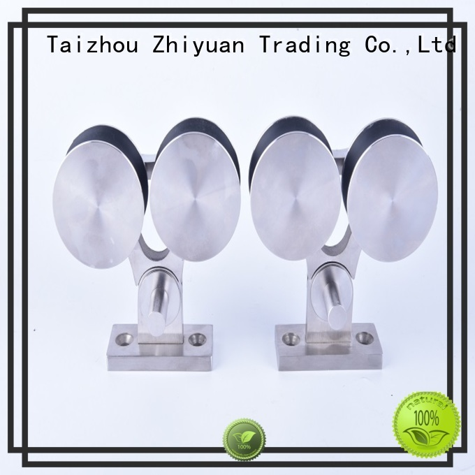 Zhiyuan Top sliding door track hardware for business for hotel