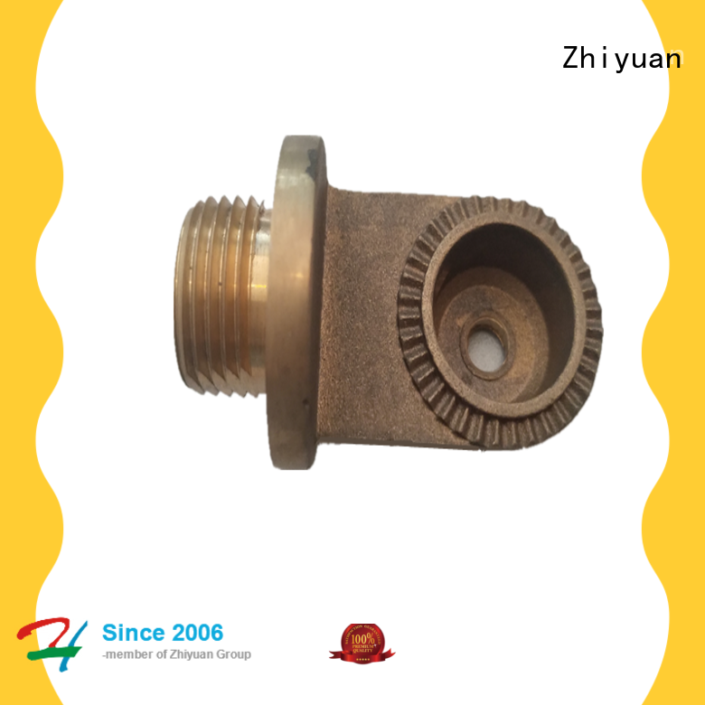 High-quality die casting part brass for sale electric appliance