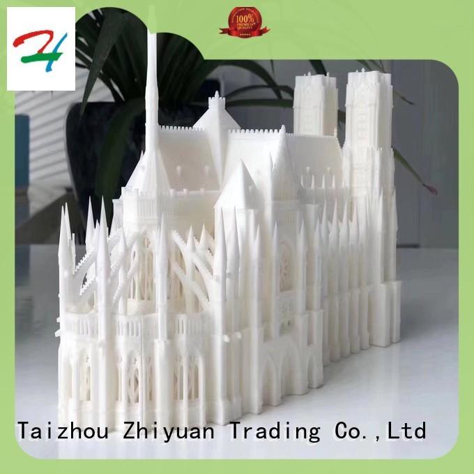 Zhiyuan servises 3d prototyping manufacturers for automotive