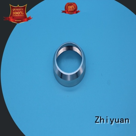 Zhiyuan Custom cnc machine parts for business for toy