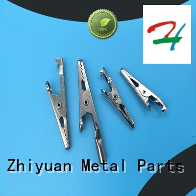 Stainless Steel Crocodile Clip