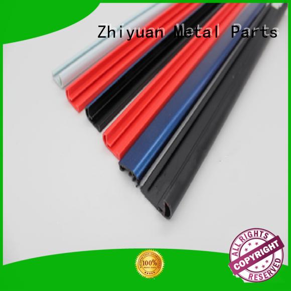 Zhiyuan profiles plastic components for sale auto components