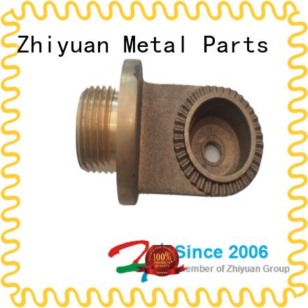 Zhiyuan casting die casting parts for sale medical treatment