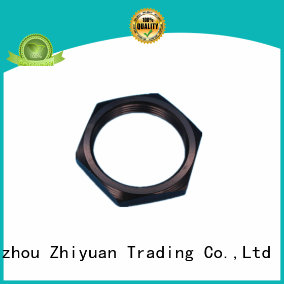 Zhiyuan steel machined parts suppliers electrical machine