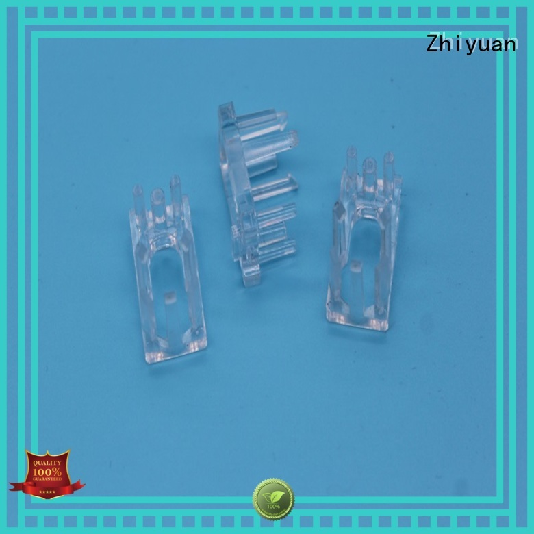Custom custom plastic parts injection suppliers for product design