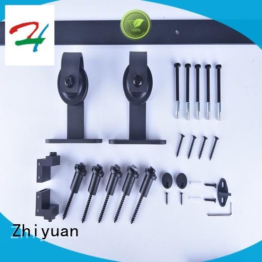 Zhiyuan Wholesale sliding door track hardware company for hotel