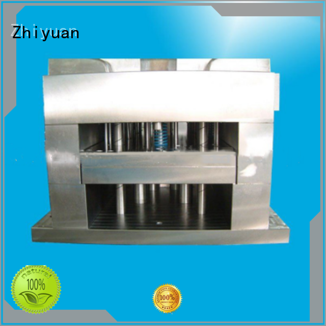 Zhiyuan Top injection molding molds manufacturers for nuclear field