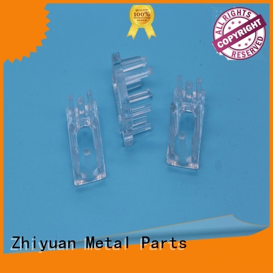 Zhiyuan High-quality custom made plastic parts supply auto components