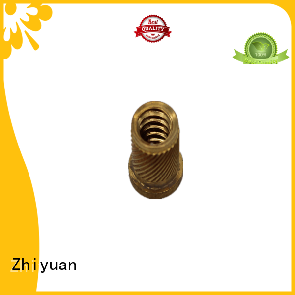 Zhiyuan steel cnc machine parts company electric appliance