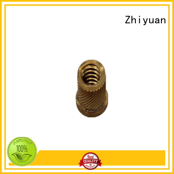 Zhiyuan plating machined parts for sale electric appliance