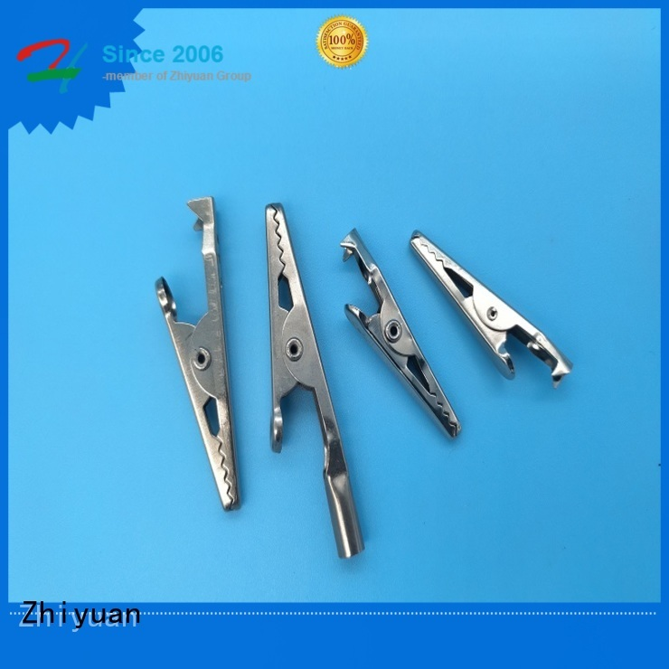 Zhiyuan welded stamping components for business for metal samples