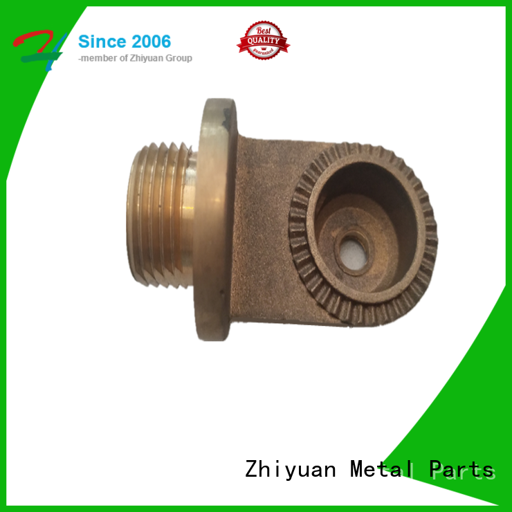 Zhiyuan Latest die casting part manufacturers electric appliance