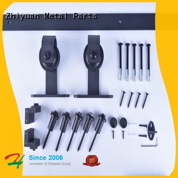 Zhiyuan Latest rolling barn door hardware supply for cabinet