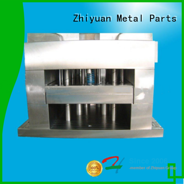 Zhiyuan auto custom plastic injection molding for sale for nuclear field