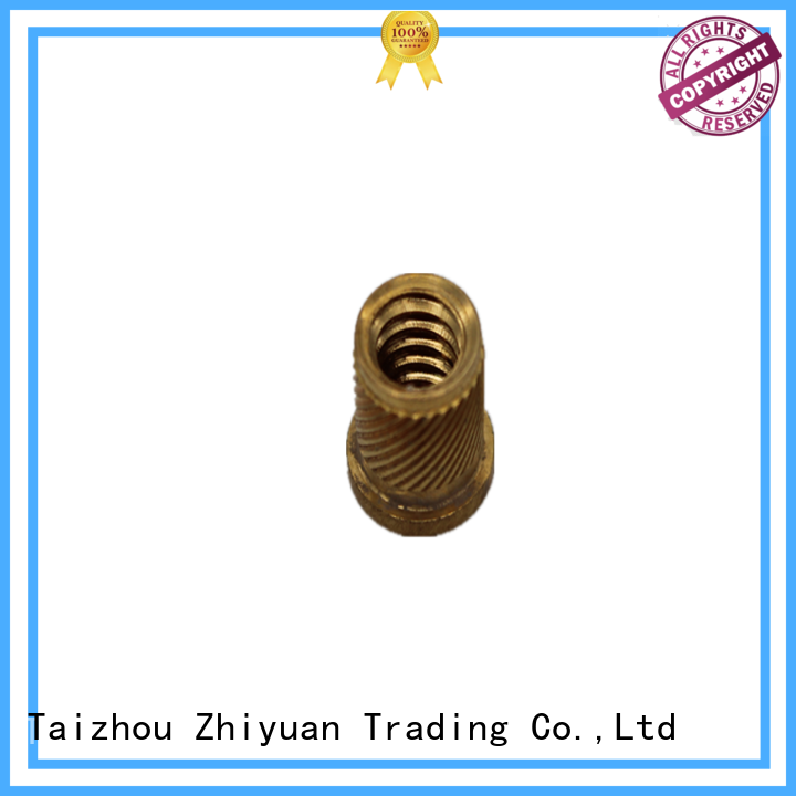 Zhiyuan steel custom machined parts for sale for auto products