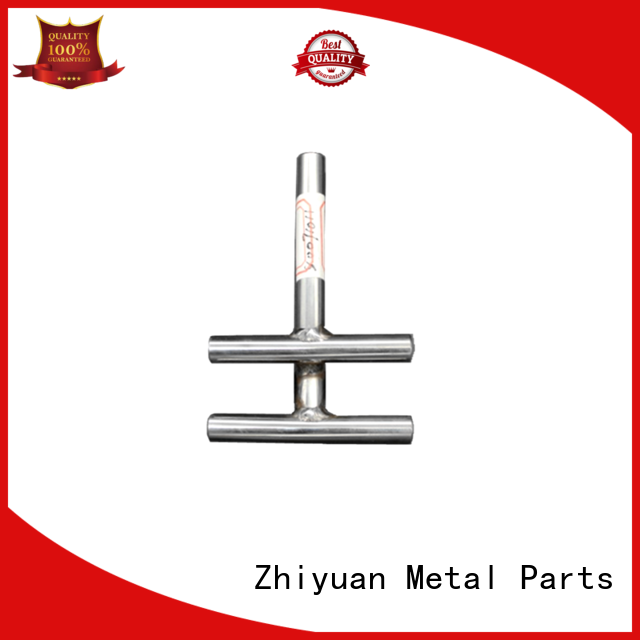 New metal components part factory for milling