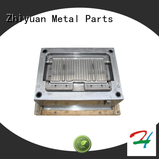 Zhiyuan parts custom plastic molding company for automotive