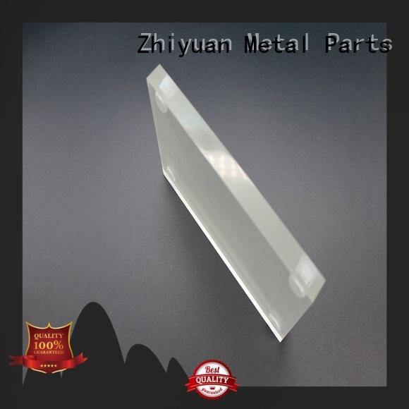 Zhiyuan car custom made plastic parts company auto components