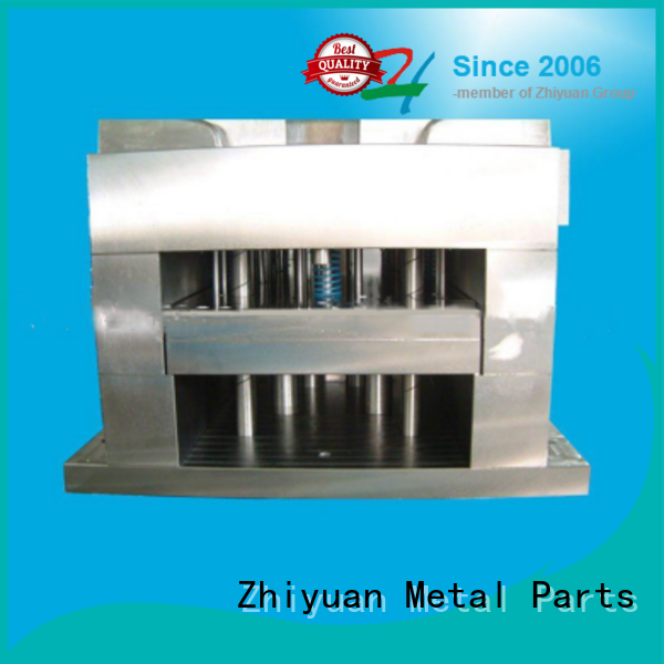 Zhiyuan Best custom plastic molding company for machinery field