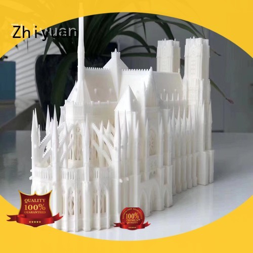Zhiyuan Custom rapid prototyping services for business for machinery field